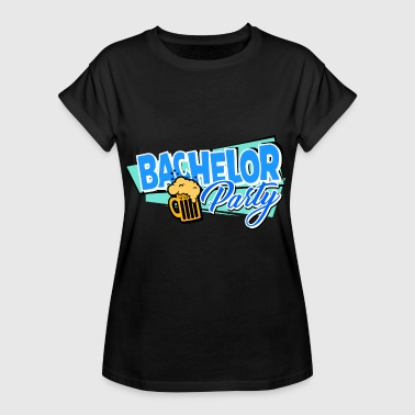 Bachelor Party Bachelor Party - Women's Oversize T-Shirt