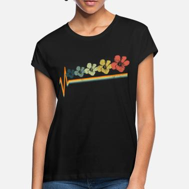 Hibiscus hibiscus - Women's Loose Fit T-Shirt