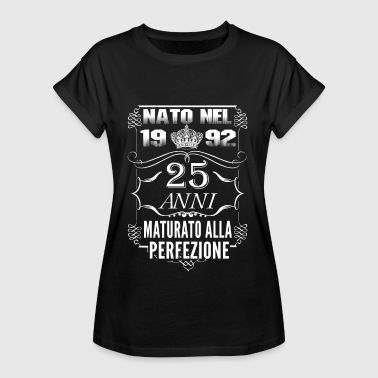 perfection 1992-25 ans - 2017 - il - T-shirt oversize Femme
