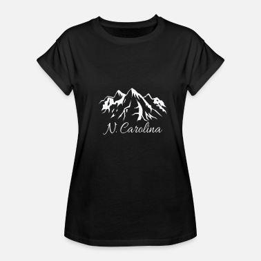 North Carolina North Carolina - Women's Oversize T-Shirt