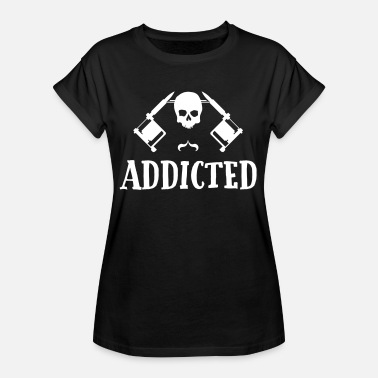 Tattoo Addicted Tattoo addicted  - Women's Oversize T-Shirt