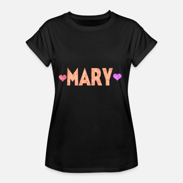 Mari Mary - Women's Oversize T-Shirt