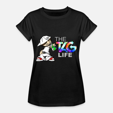 Tags THE TAG - Women's Oversize T-Shirt