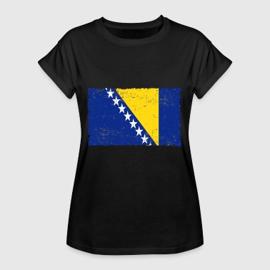 Bosnia - Women's Oversize T-Shirt