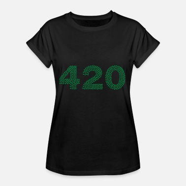 Unhealthy 420 unhealthy. - Women's Oversize T-Shirt