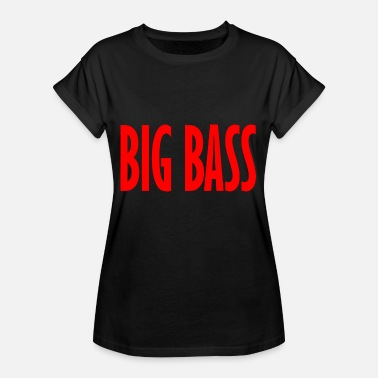 Bass Line big bass line - Women's Oversize T-Shirt