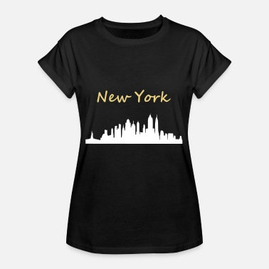 New York new York - Women's Oversize T-Shirt