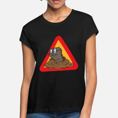 Shortsighted mole - Women's Loose Fit T-Shirt