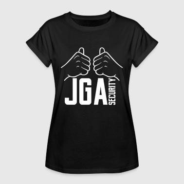 JGA Security, Bachelor Party, Gift - Women's Oversize T-Shirt