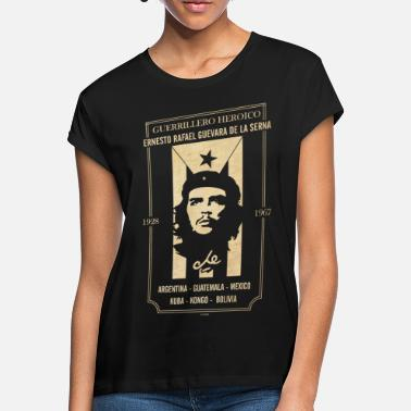 Che Guevara Data - Women's Loose Fit T-Shirt