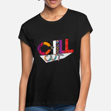 Chill Out CHILL OUT - T-shirt oversize Femme