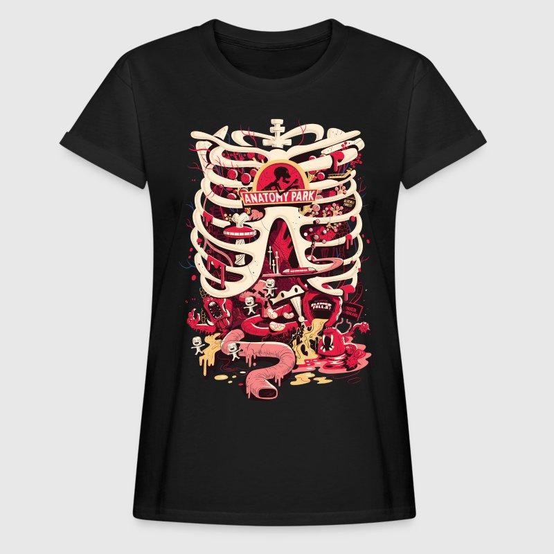 Rick And Morty Anatomy Park Skeleton By Rickandmorty Spreadshirt