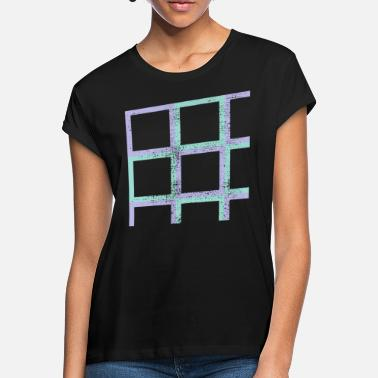 Quadrangles quadrangles - Women's Loose Fit T-Shirt