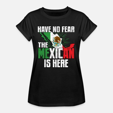 Mexican Flag Mexican flag - Women's Oversize T-Shirt