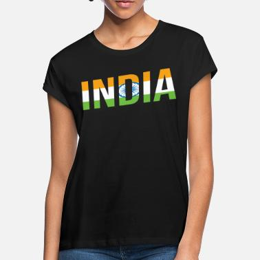 India India - Women's Loose Fit T-Shirt