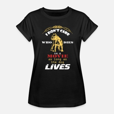 Survival Movie Dog Survival Grappig - Vrouwen oversize T-shirt