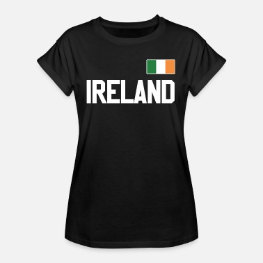 St Patricks Day Irlanti St Patricks Day - Naisten oversized-t-paita