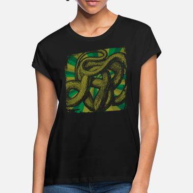 Snake Snake - Women's Loose Fit T-Shirt