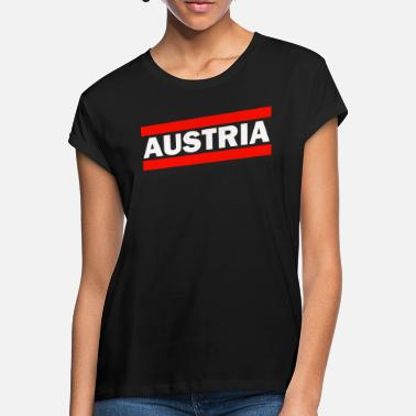 Austria AUSTRIA AUSTRIA - Women's Loose Fit T-Shirt