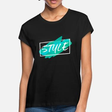 Style STYLE - Oversize T-shirt dame