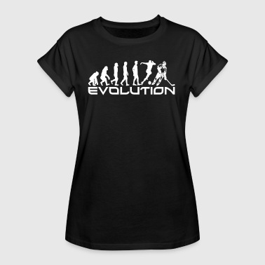 Kroning EVOLUTION HOCKEY - Dame oversize T-shirt