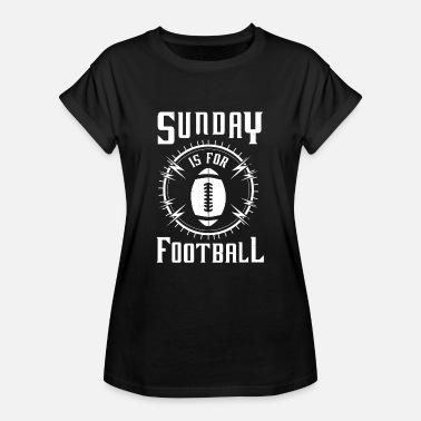 Sunday League Sunday is for Football - awesome sports fandom - Women's Oversize T-Shirt