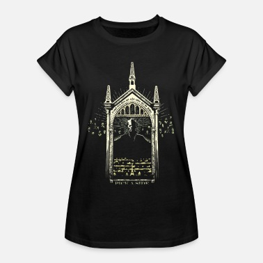 Fantastic Beasts Pick A Side - Vrouwen oversize T-shirt