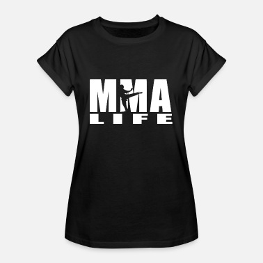 Fightclub Fightclub MMA Arts Martiaux Mixtes Arts Martiaux - T-shirt oversize Femme