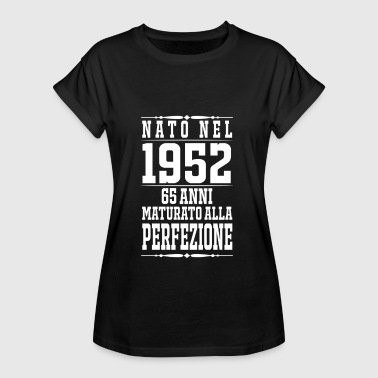 perfection de 1952 à 65 ans - 2017 - il - T-shirt oversize Femme