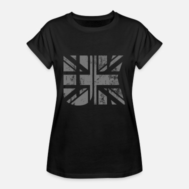Uk Flag UK Flag - Women's Oversize T-Shirt