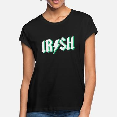 Celtic IRISH st patrick's day - Frauen Oversize T-Shirt