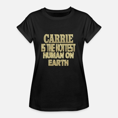 Carry On Carrie - Women's Oversize T-Shirt