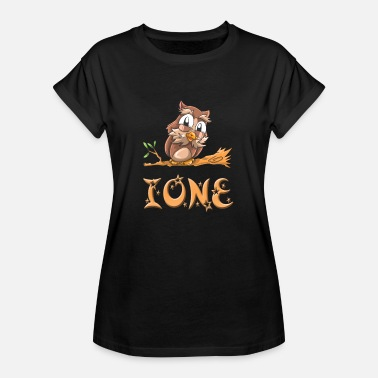 Ion Owl Ione - Women's Oversize T-Shirt