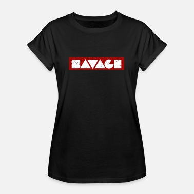 Savage SAVAGE - Women's Oversize T-Shirt