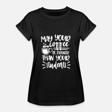 University Professor Professor University Students Gift - Women's Oversize T-Shirt