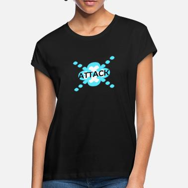 Attack attack - Women's Loose Fit T-Shirt
