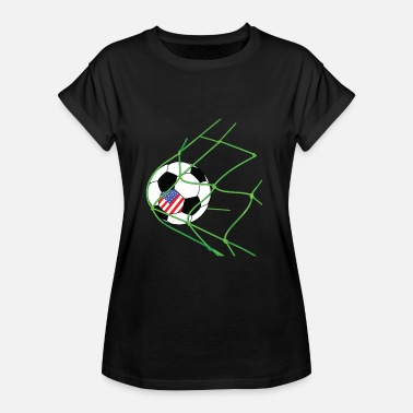 Fan Mile Football World Cup Gift Fan Mile Sport Hobby Event - Women's Oversize T-Shirt