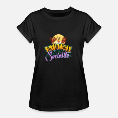 Bank Holiday Holiday Bahamas Holiday Gift - Women's Oversize T-Shirt