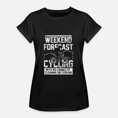 Bicycle Weekend bicycle - Women's Oversize T-Shirt