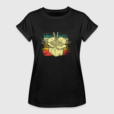 Asien Country Asien nudler - Dame oversize T-shirt
