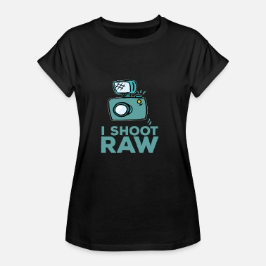 Camera Raw raw - Women's Oversize T-Shirt
