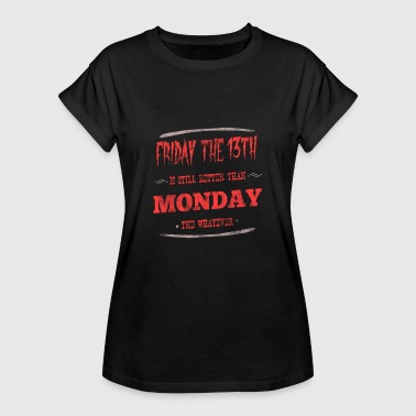 friday the 13th - Women's Oversize T-Shirt