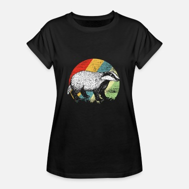 Cull Badger - Women's Oversize T-Shirt