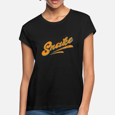 Snake Snake snake - Women's Loose Fit T-Shirt