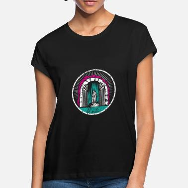 Illustration Illustration - Frauen Oversize T-Shirt