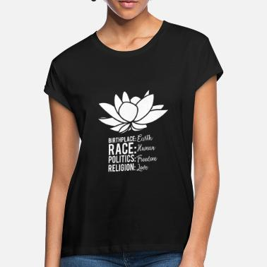 Birthplace Birthplace Earth - Women's Loose Fit T-Shirt