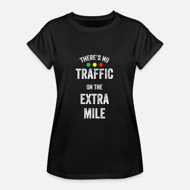Traffic No traffic - Women's Oversize T-Shirt