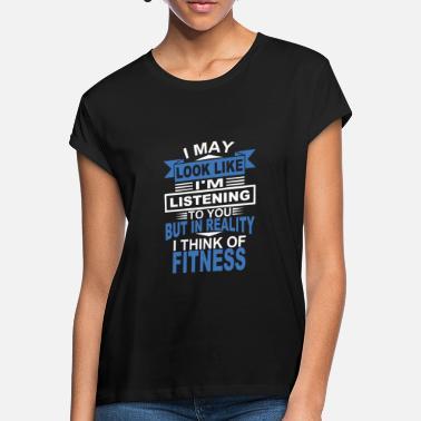 7891dc2fae0724 Koszulki oversize z motywem Funny Gym – zamów online   Spreadshirt