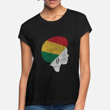 Patriotic Black History Month Gift Pride Chill - Women's Loose Fit T-Shirt