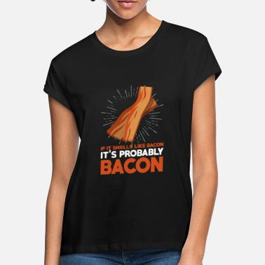 Bacon Bacon / bacon - Women's Loose Fit T-Shirt